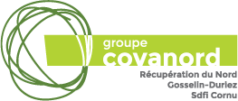 Recyclage Fer et métaux Covanord, Nord Pas de Calais et Belgique